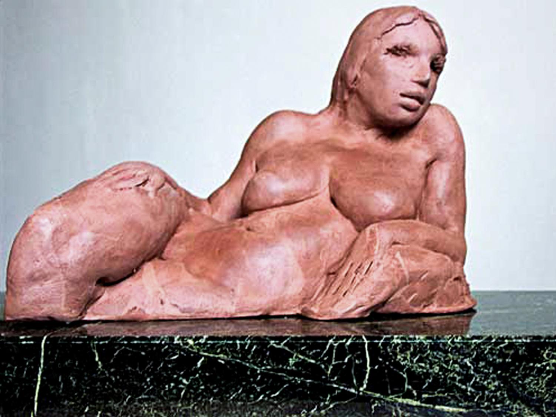 Terra Cotta Woman