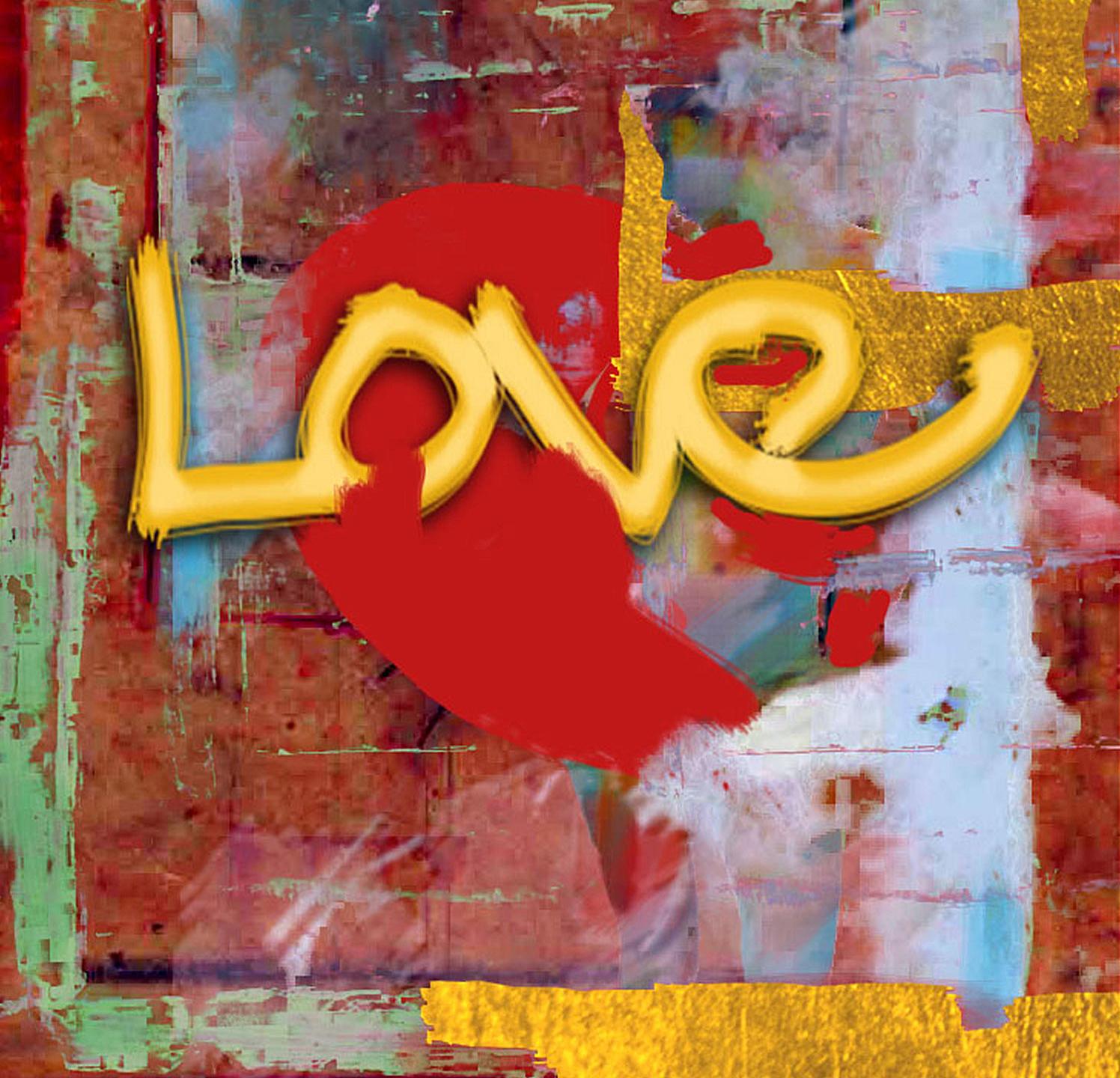 Love 21 Card