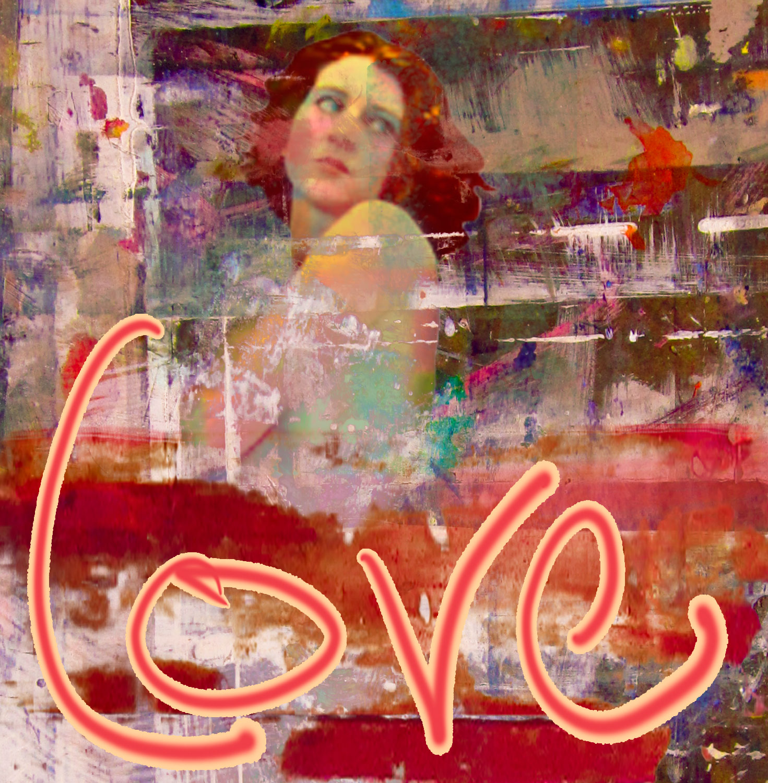 Love in Crimson Card