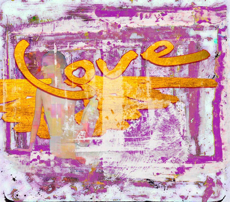 Mixed Love No.3 Card
